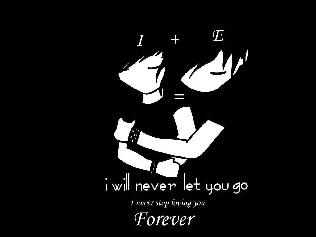 1024x768 I Want to Love You Forever | Full HD Emo Love Forever ...