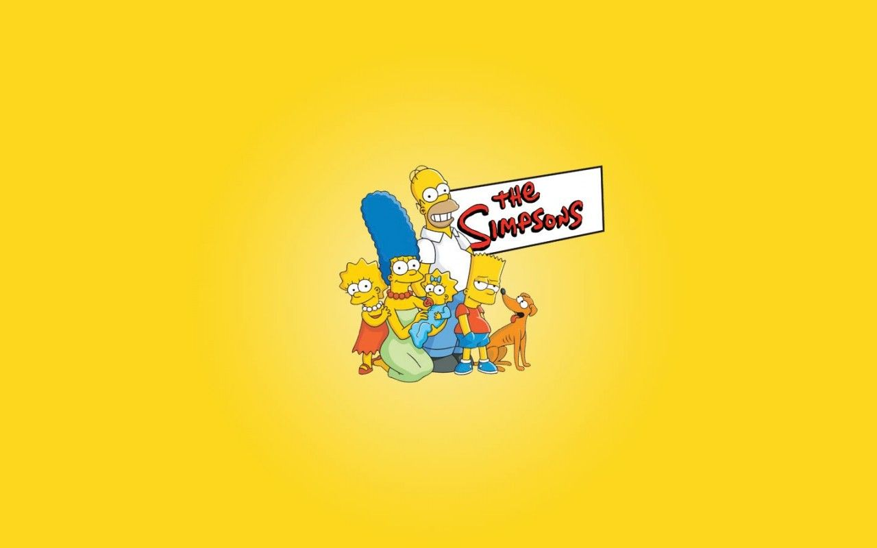 1280x800 Free download Marge Simpson Maggie Simpson Homer Simpson ...