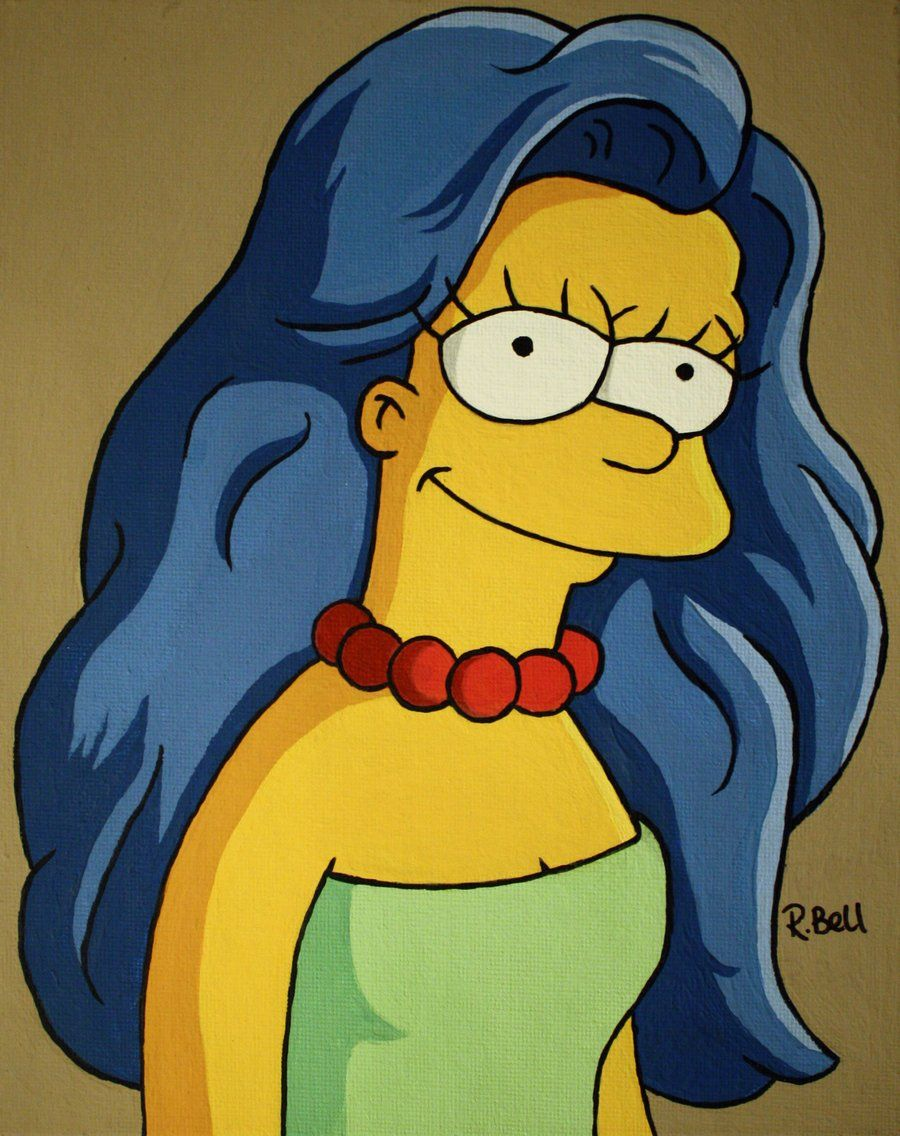 900x1136 Marge Simpson HD Wallpapers Background Images Wallpaper