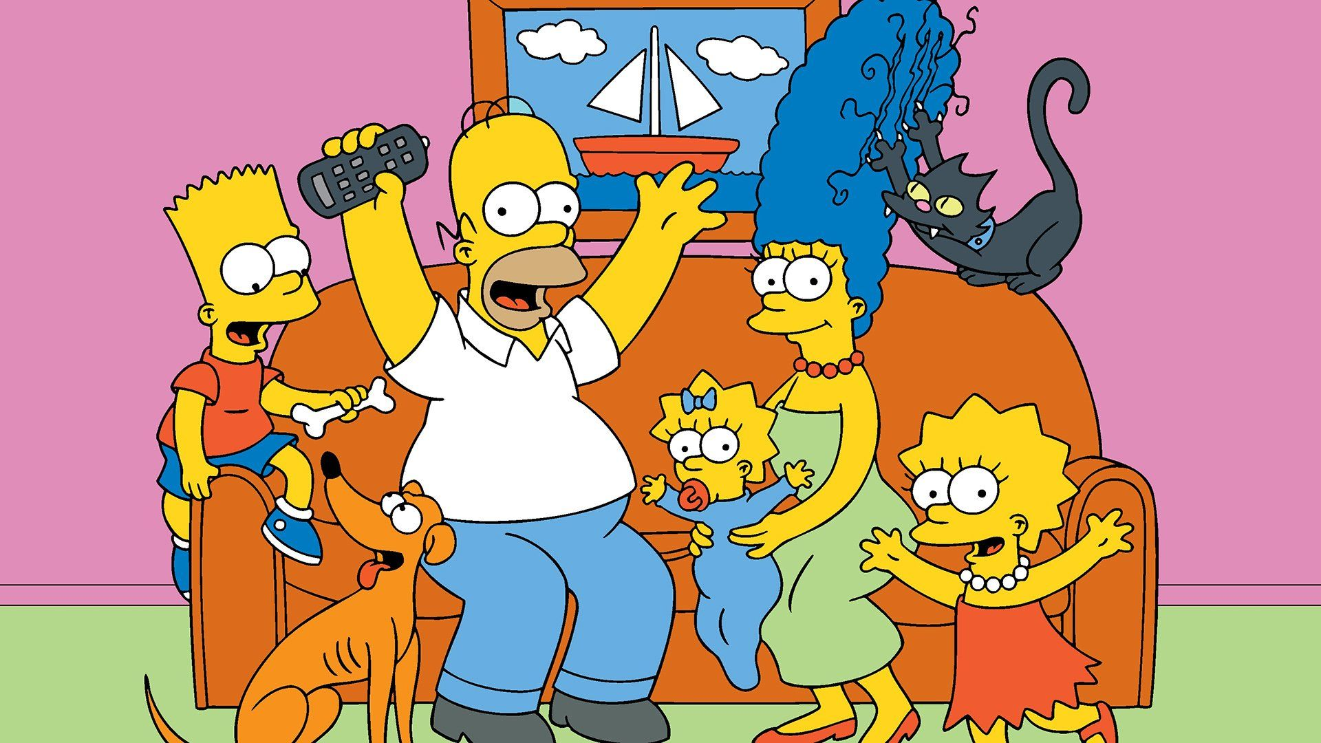 1920x1080 The Simpsons HD Wallpaper | Background Image | 1920x1080 ...