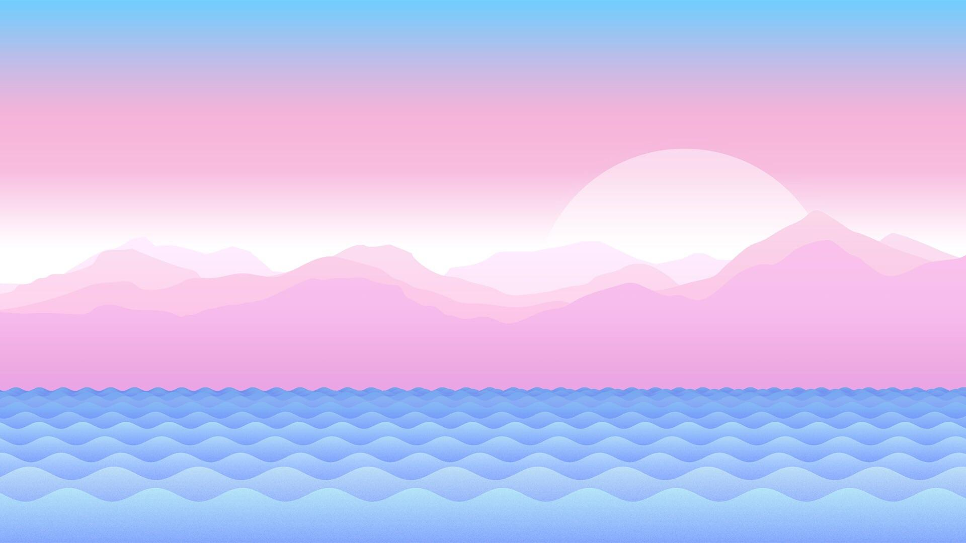 1920x1080 Ok I have this subtle trans flag as my phone background and ...