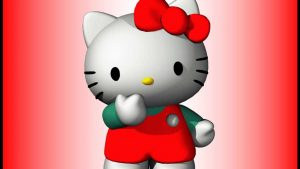 Hello Kitty 3D Wallpapers – Top Free Hello Kitty 3D Backgrounds