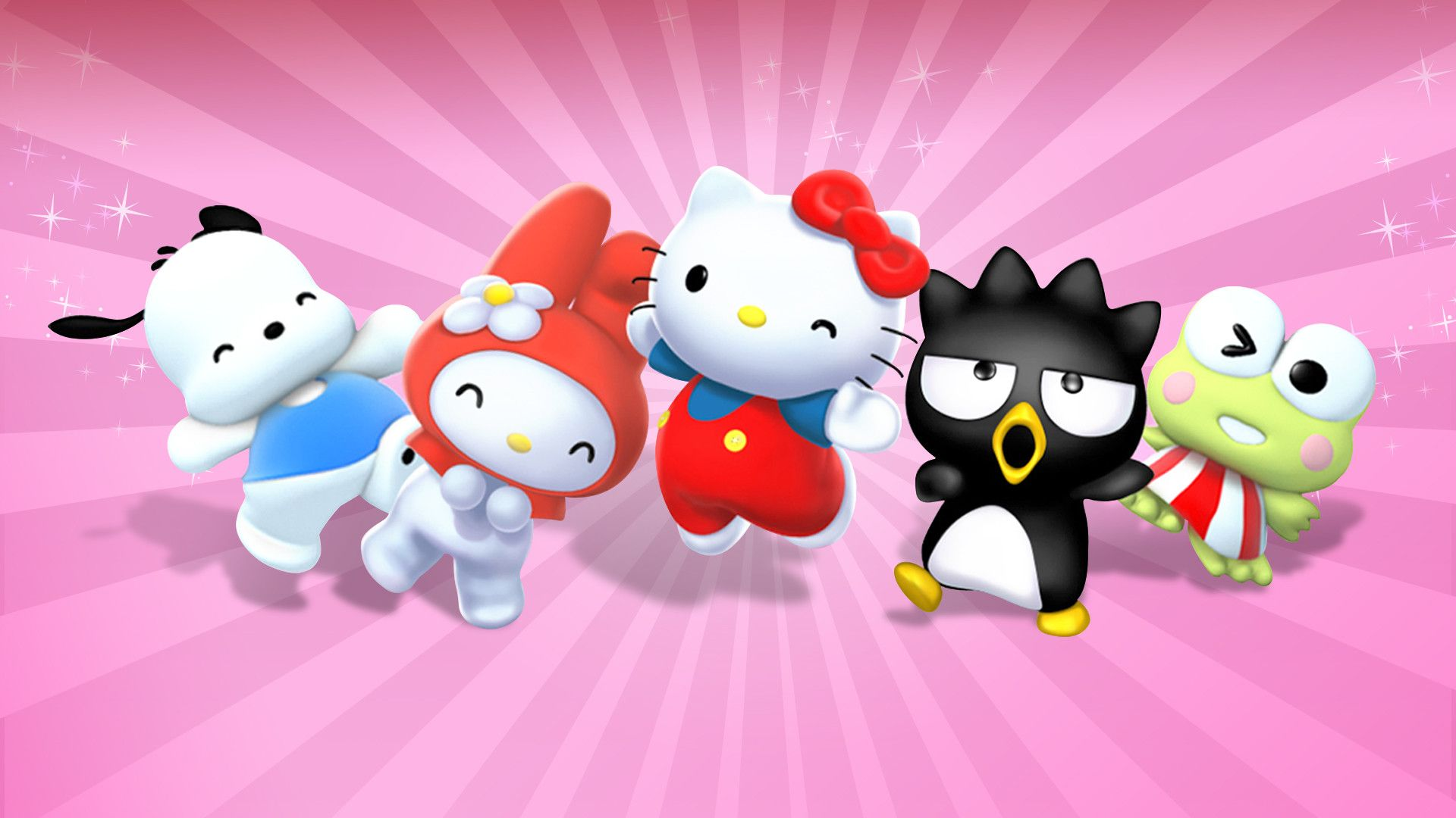 1920x1080 Hello Kitty and Friends Wallpaper (57+ images)