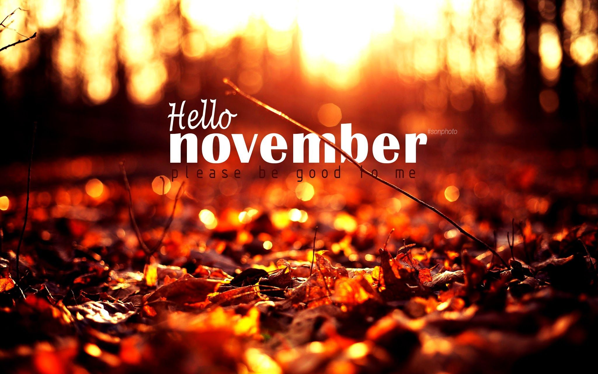 2048x1280 hello november wallpaper | Best 40 November Images and ...