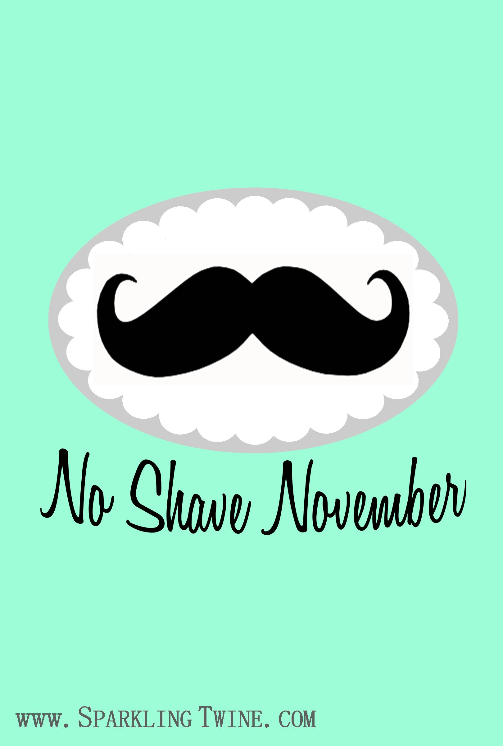 "1620x2400 Free Printable Calendar & iPhone Wallpaper: : ""No Shave ..."