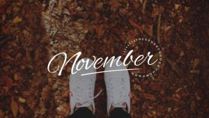 Cute November Wallpapers – Top Free Cute November Backgrounds
