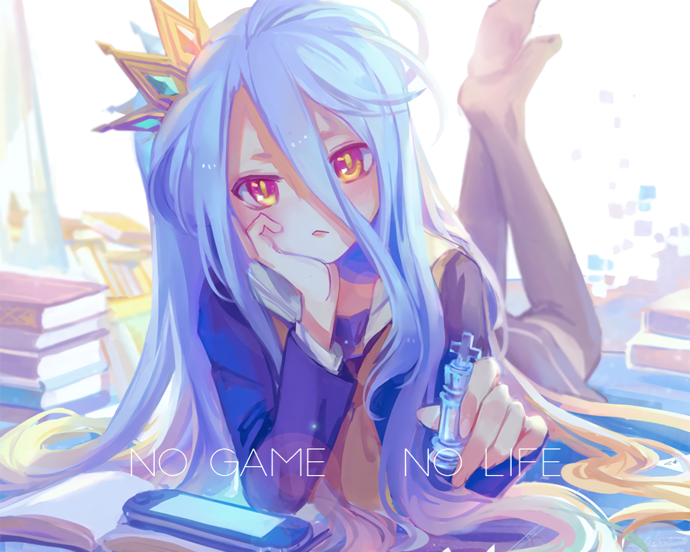 1400x1120 689 No Game No Life HD Wallpapers | Background Images ...