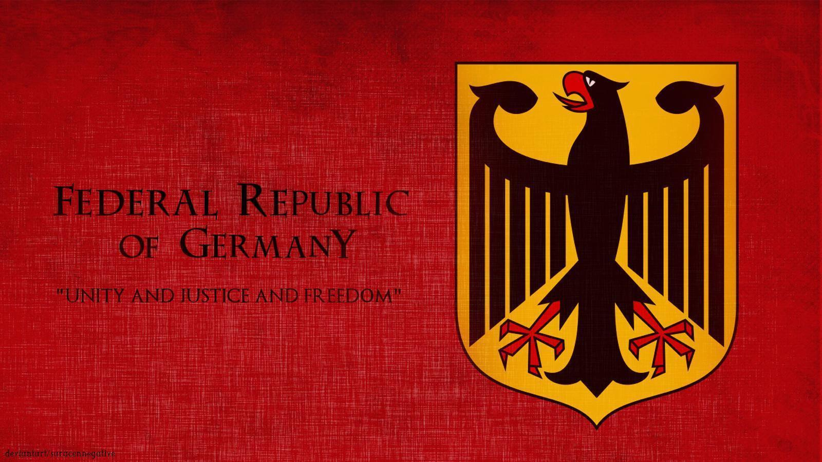 1600x900 Germany Flag Wallpapers