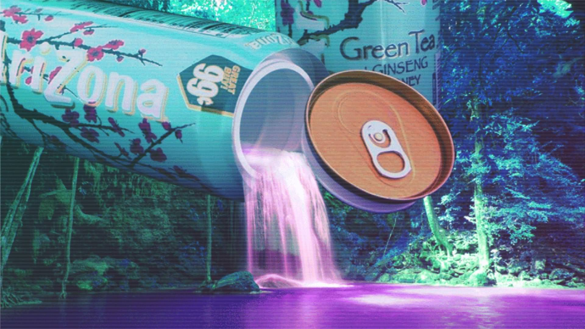 1920x1080 Static Studio Has Reached Post- Vaporwave Aesthetic | The Weekly Spoon