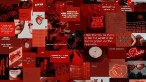Red Aesthetic Tumblr Desktop Wallpapers – Top Free Red Aesthetic Tumblr Desktop Backgrounds