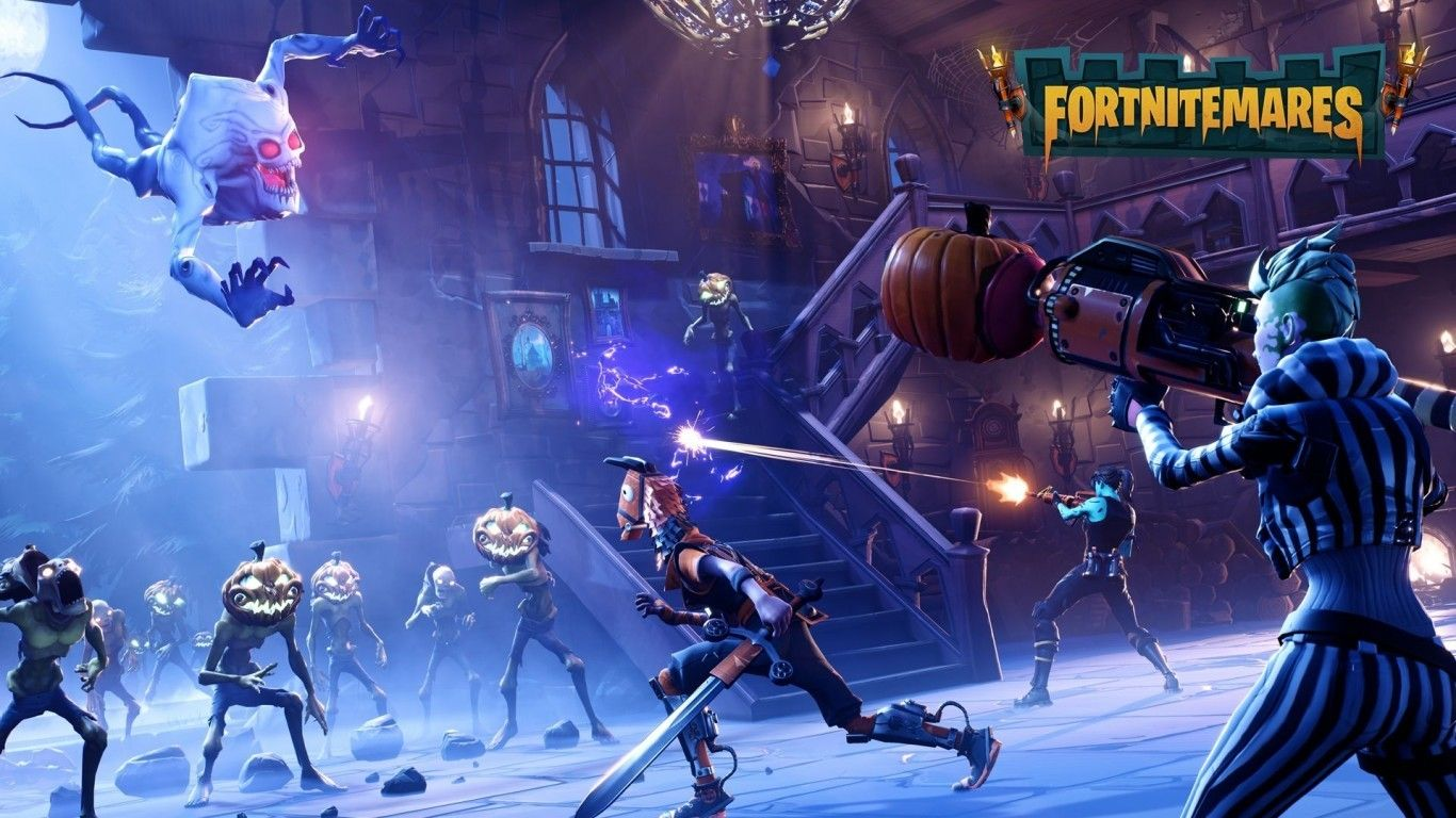 1366x768 Download 1366x768 Fortnite, Artwork Wallpapers for Laptop ...