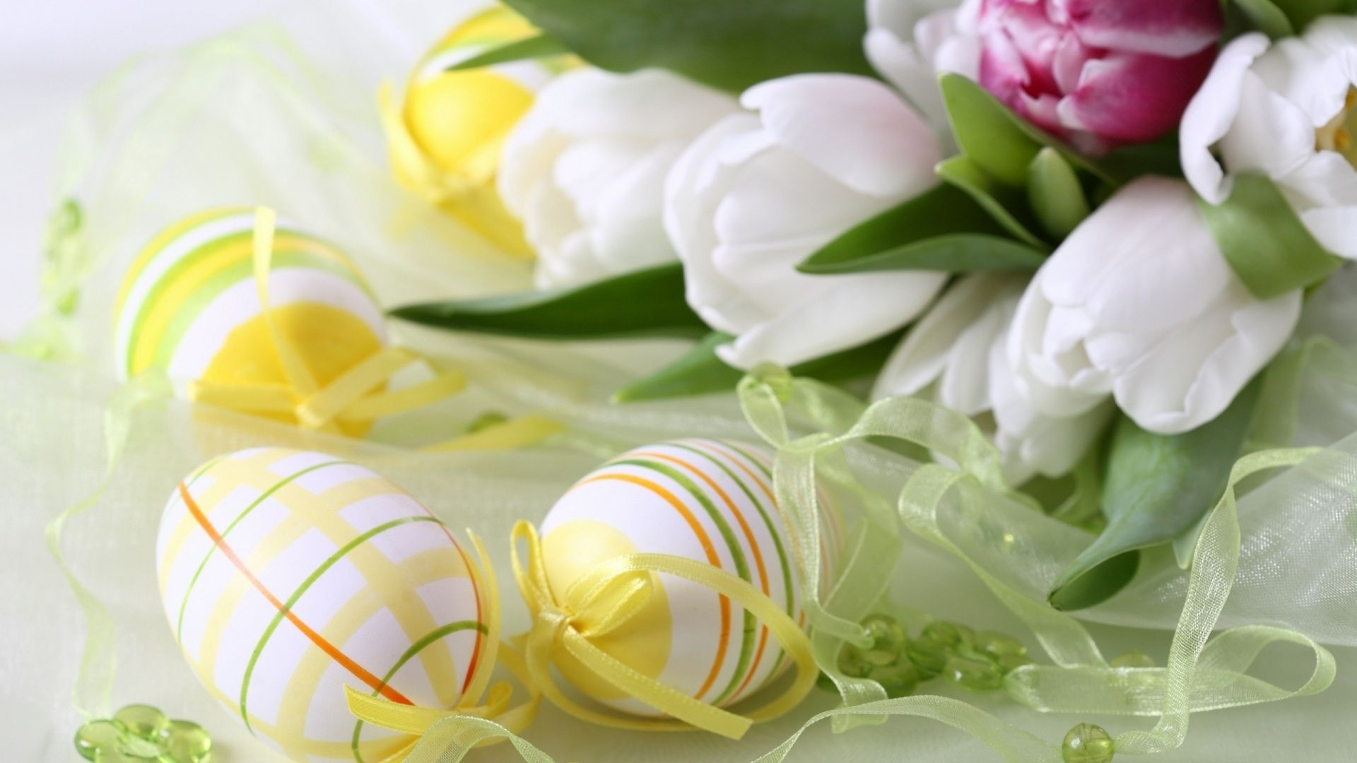 1920x1080 Easter Flowers Wallpapers – HD Easter Images