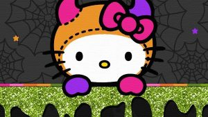 Halloween Hello Kitty iPhone Wallpapers – Top Free Halloween Hello Kitty iPhone Backgrounds