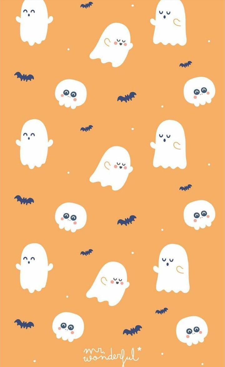 720x1176 Pin by Aria`na Scott on Halloween | Cute wallpapers, Cute ...