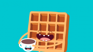 Waffles Kawaii Wallpapers – Top Free Waffles Kawaii Backgrounds