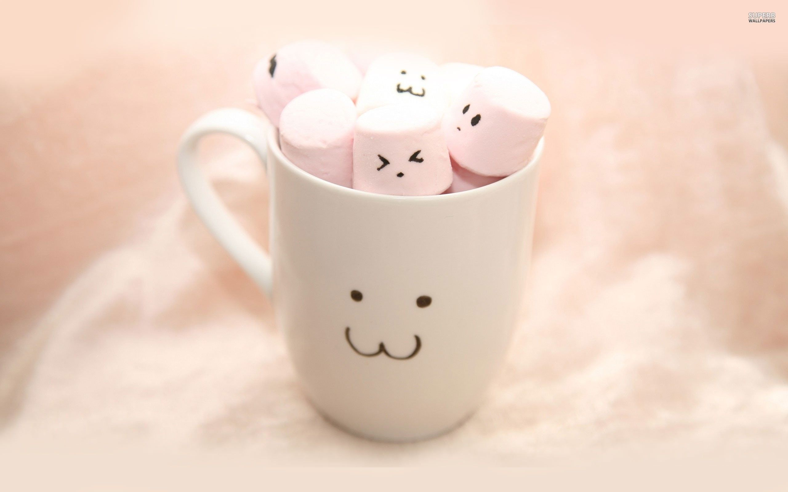 2560x1600 Cute Marshmallow Wallpapers (61+ images)