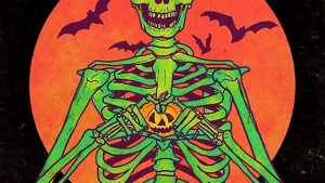 Vintage Halloween Skeleton Wallpapers – Top Free Vintage Halloween Skeleton Backgrounds