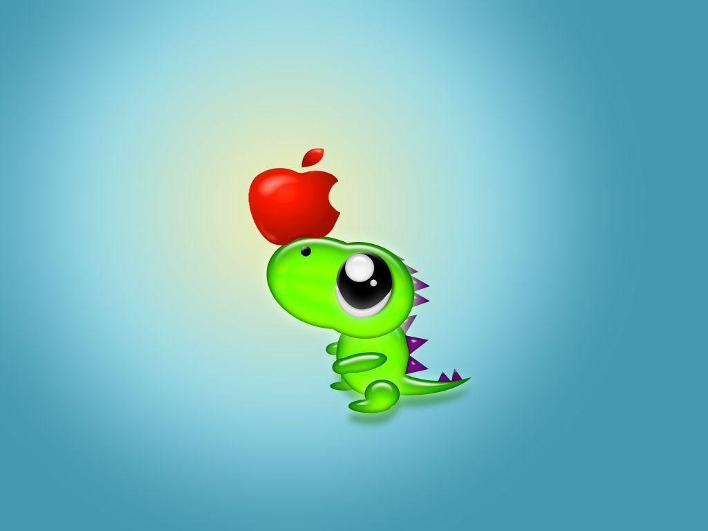 1024x768 Baby Dino Wallpapers