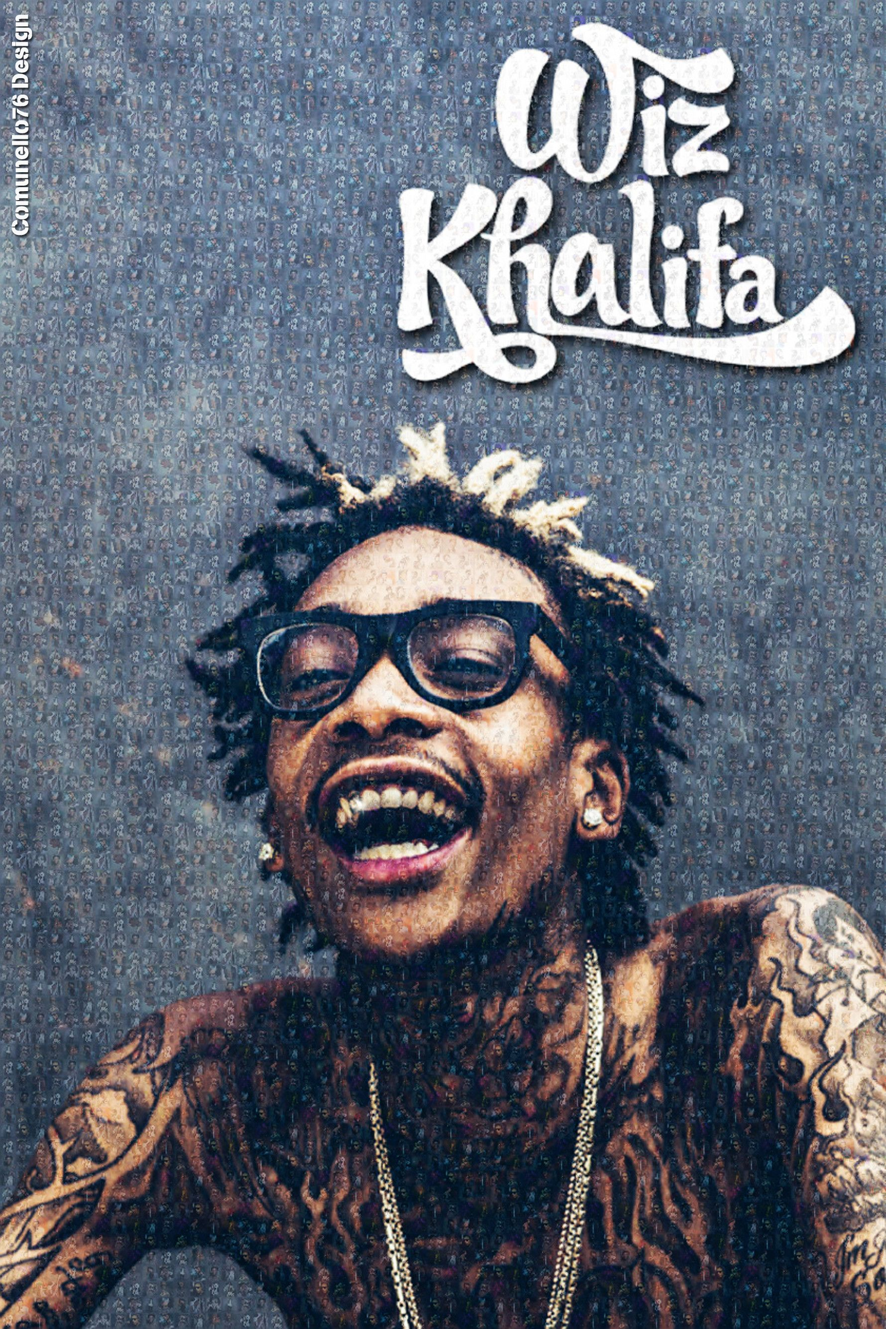 1780x2670 Wiz Khalifa Wallpaper 2017 ·①