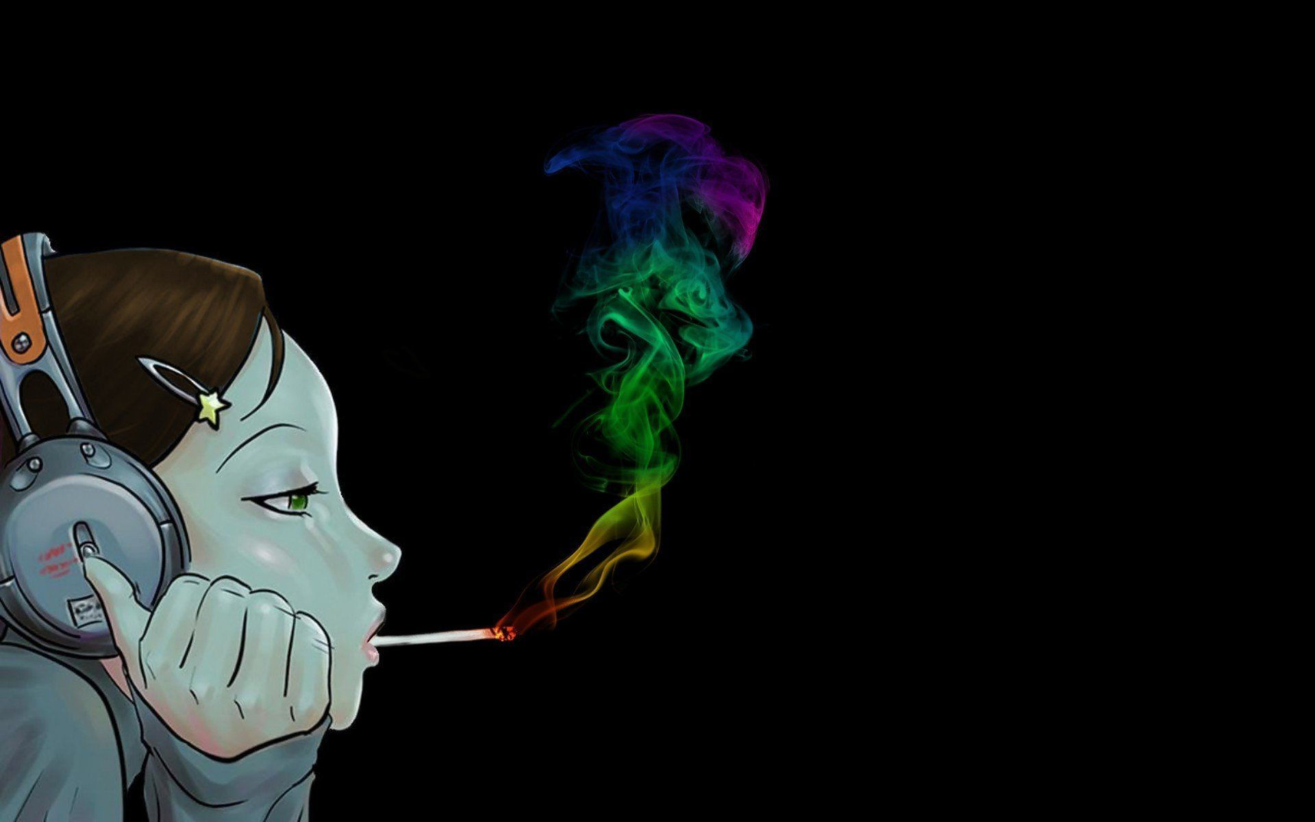 1920x1200 Wiz Khalifa Smoking Wallpaper | Stoner Girls | Pinterest | Wiz ...