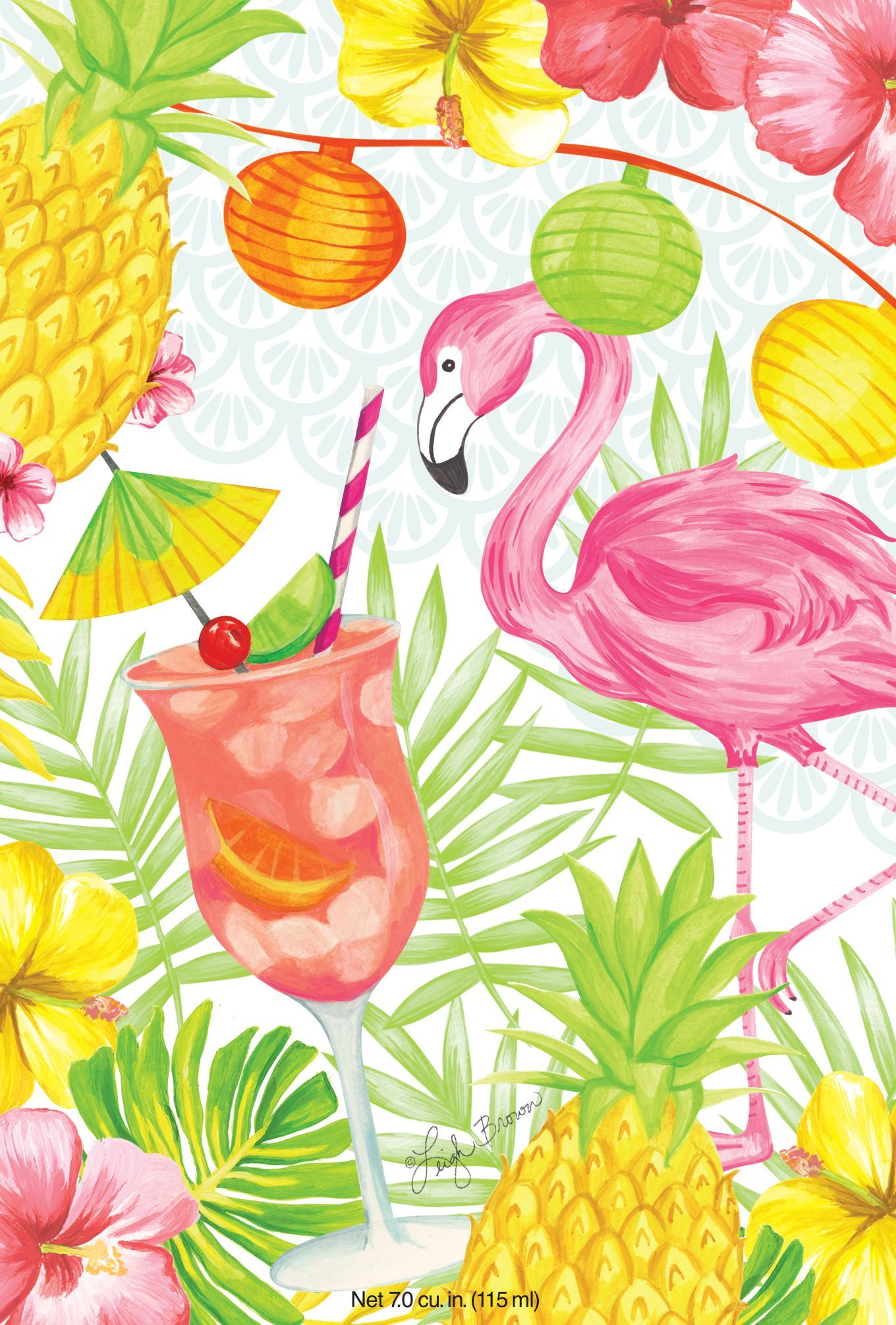 1360x2010 Fresh Scents Flamingo Party | Fruity Fragrances in 2019 ...