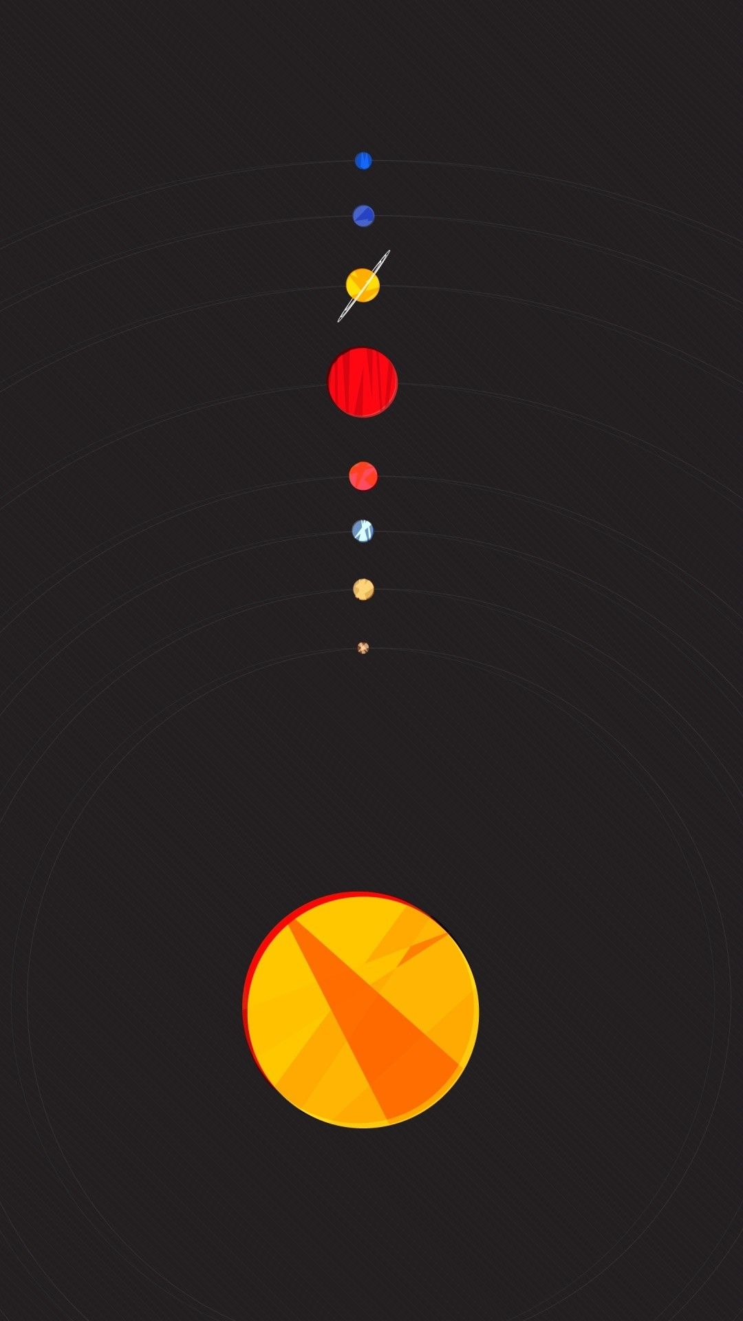 1080x1920 71+ Solar System Wallpapers on WallpaperPlay