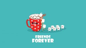 BFF Wallpapers – Top Free BFF Backgrounds