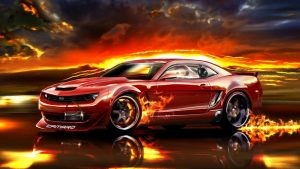 Fire Camaro Wallpapers – Top Free Fire Camaro Backgrounds
