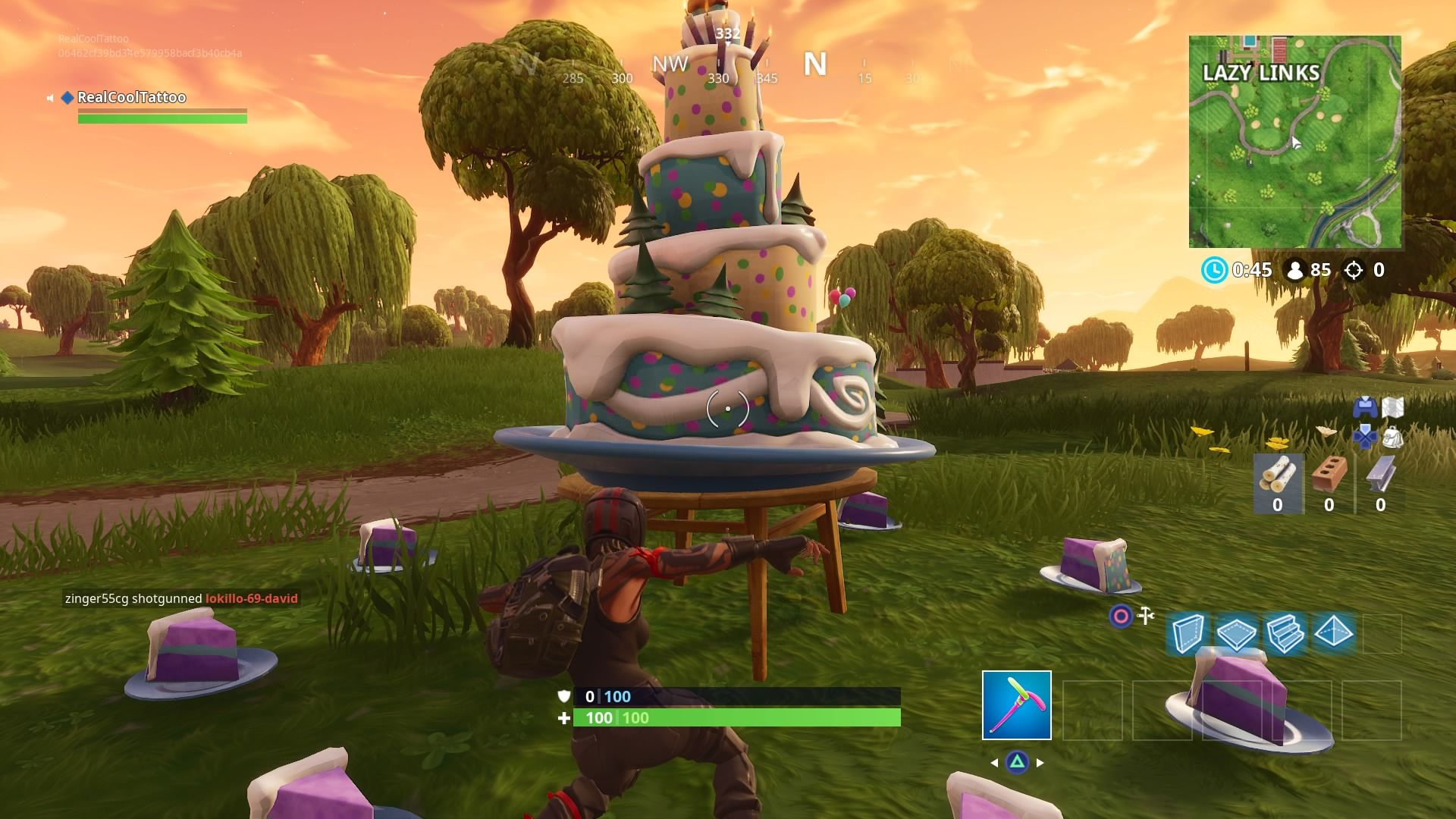 1920x1080 Fortnite Birthday Cake Map (103+ images in Collection) Page 3