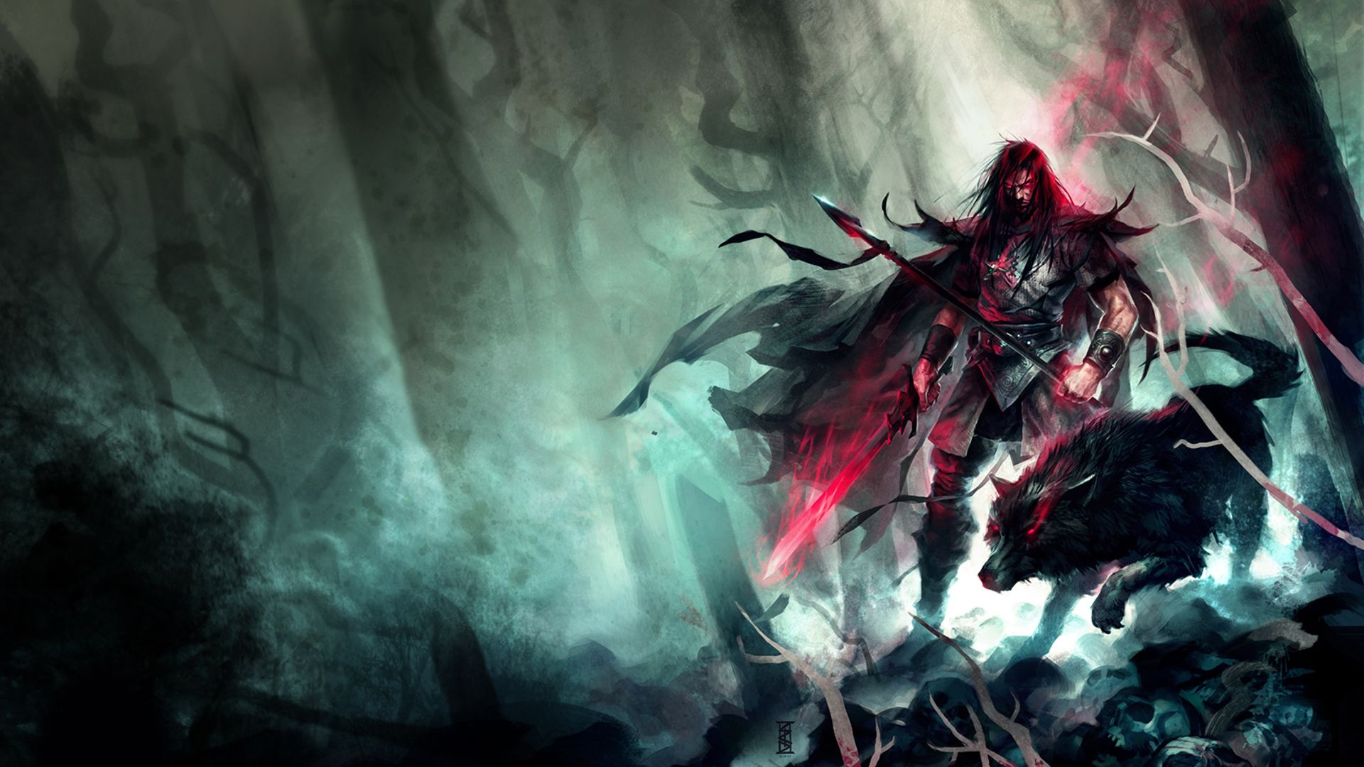 1920x1080 Free download Warrior Wallpaper Picture Image [1920x1080 ...