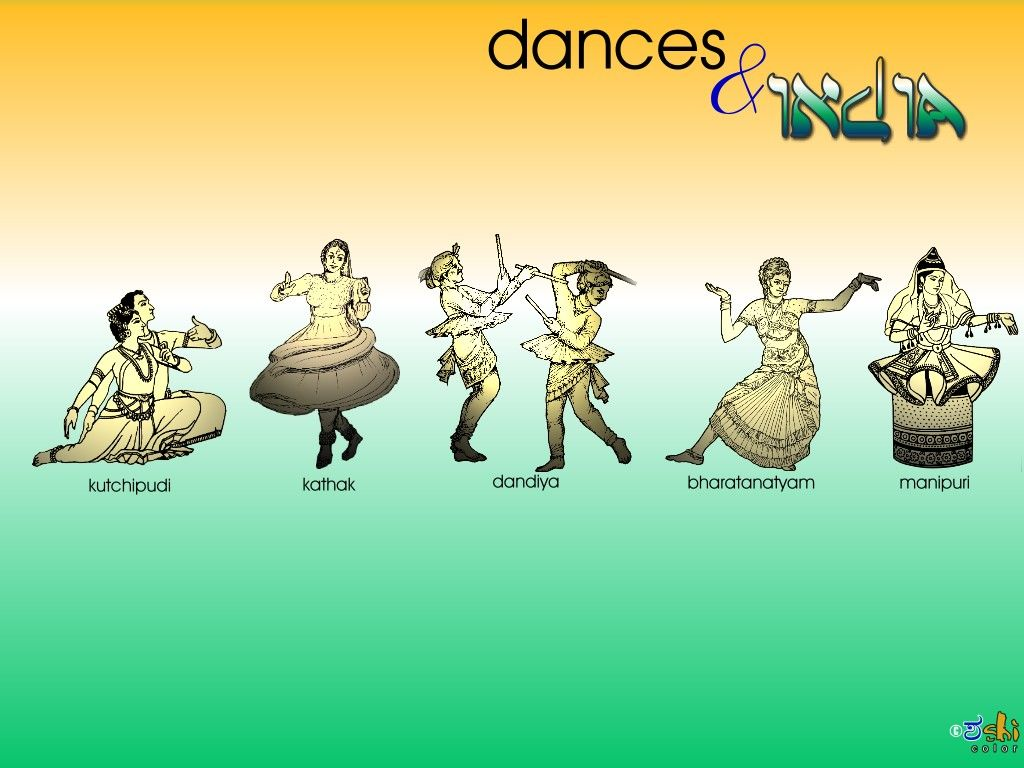 1024x768 Dances and India - 1 by shakri-world on DeviantArt