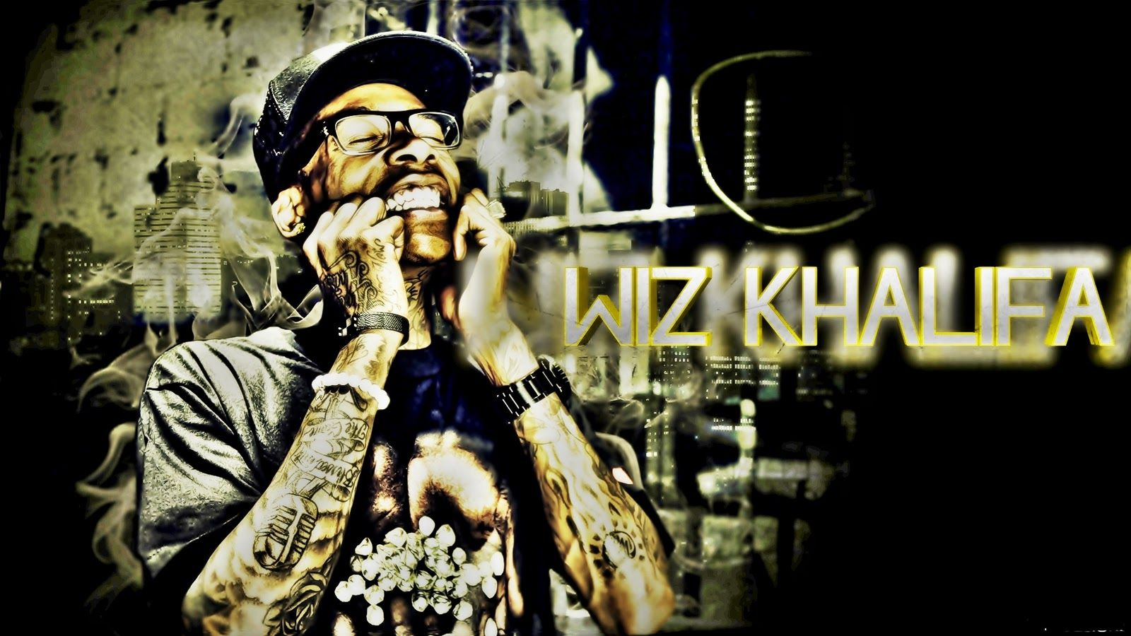 1600x900 Wiz Khalifa Wallpapers 14 - 1600 X 900 | stmed.net