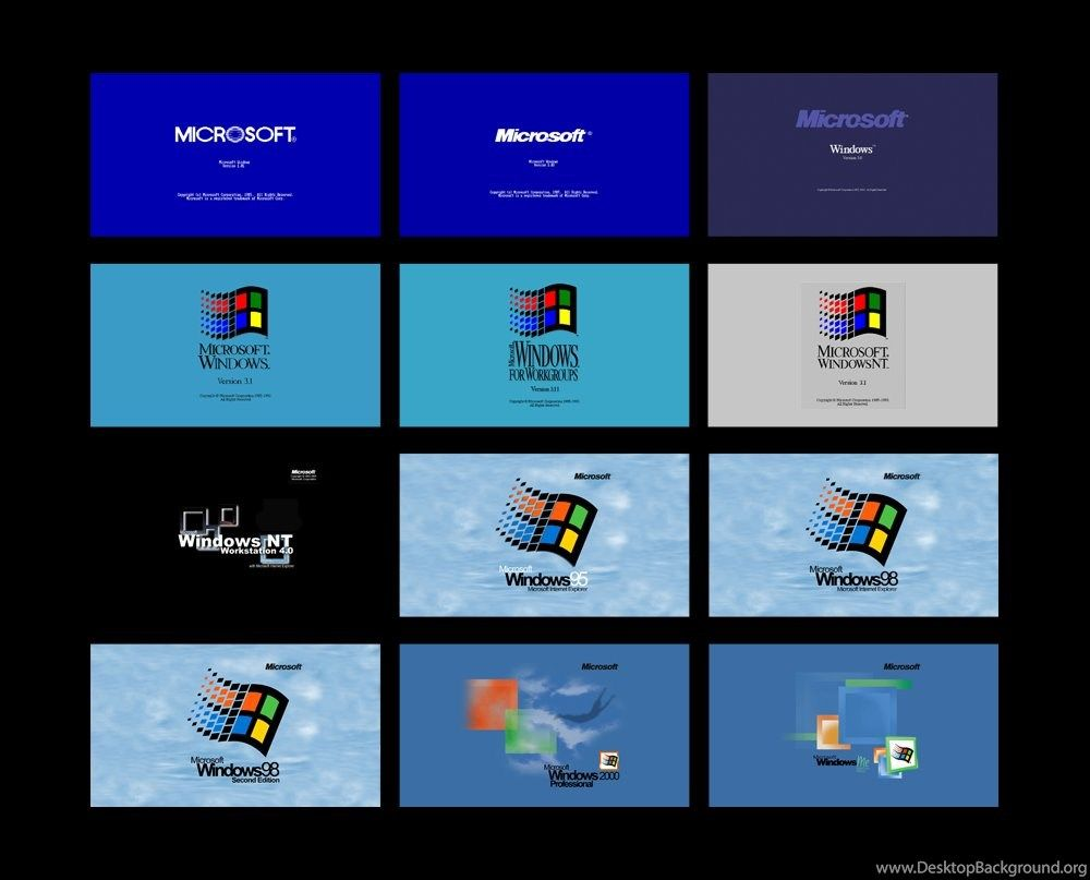 1000x807 35+ Old Microsoft Windows Wallpapers - Download at WallpaperBro