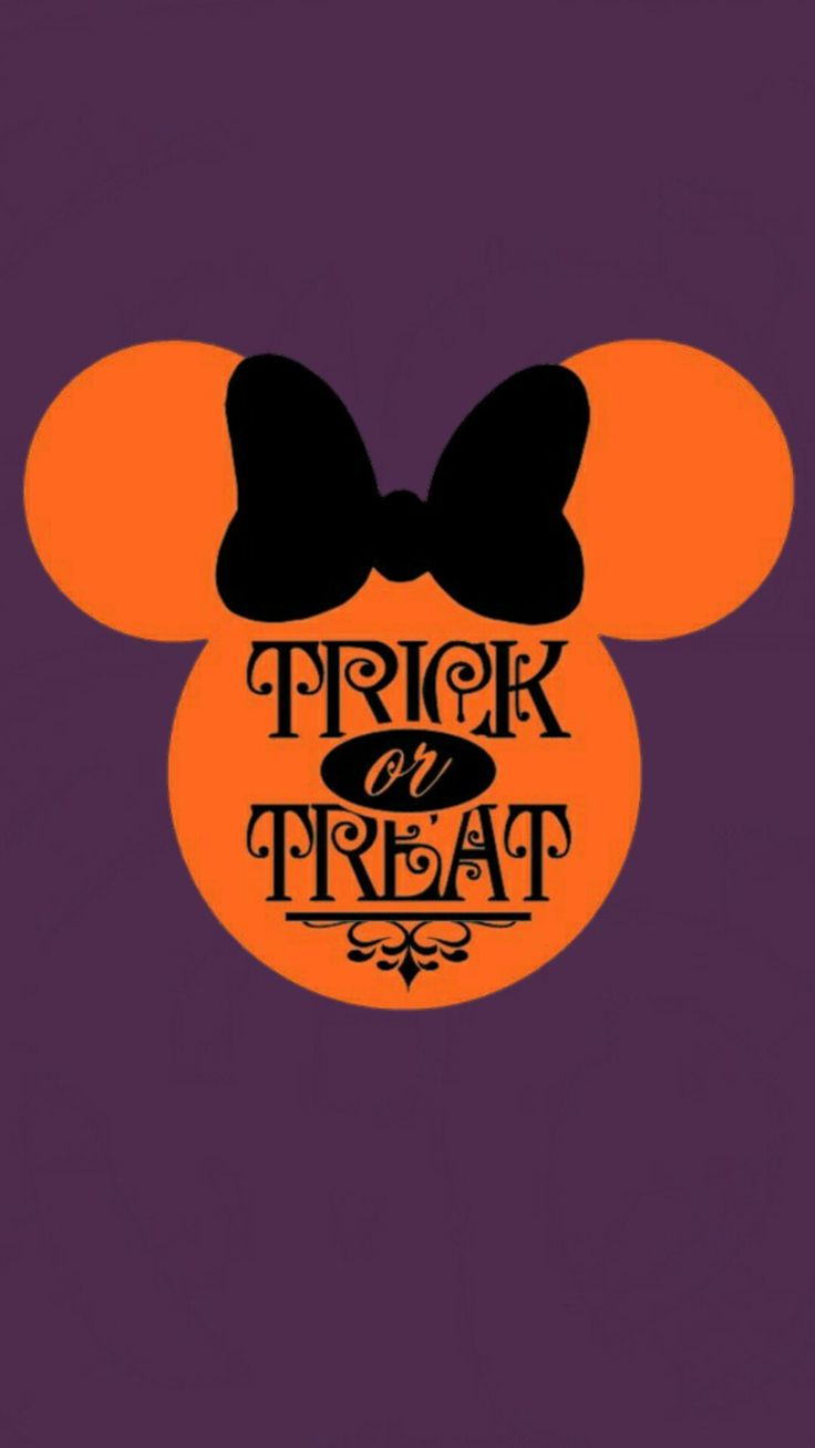 736x1308 Mickey And Minnie Halloween Wallpaper Download - Mickey And ...