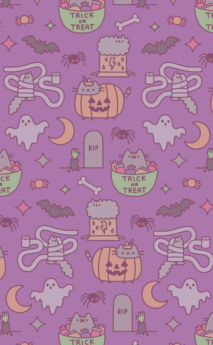736x1189 45+ Cute Pink Ghost Wallpapers - Download at WallpaperBro