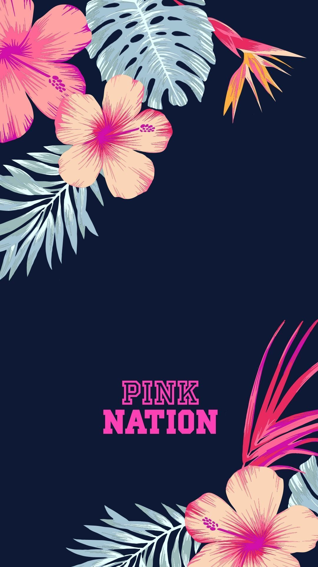 1080x1920 60+ Pink Nation Wallpapers - Download at WallpaperBro