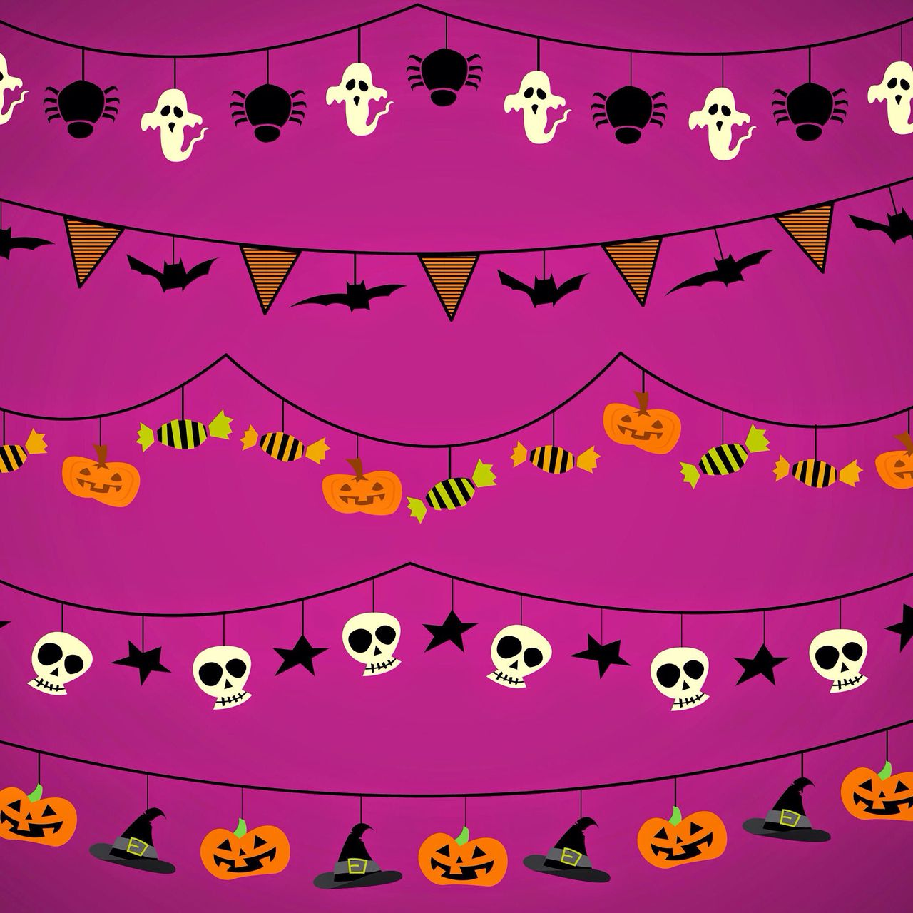 1280x1280 Wallpapers halloween | Fondos de Pantalla