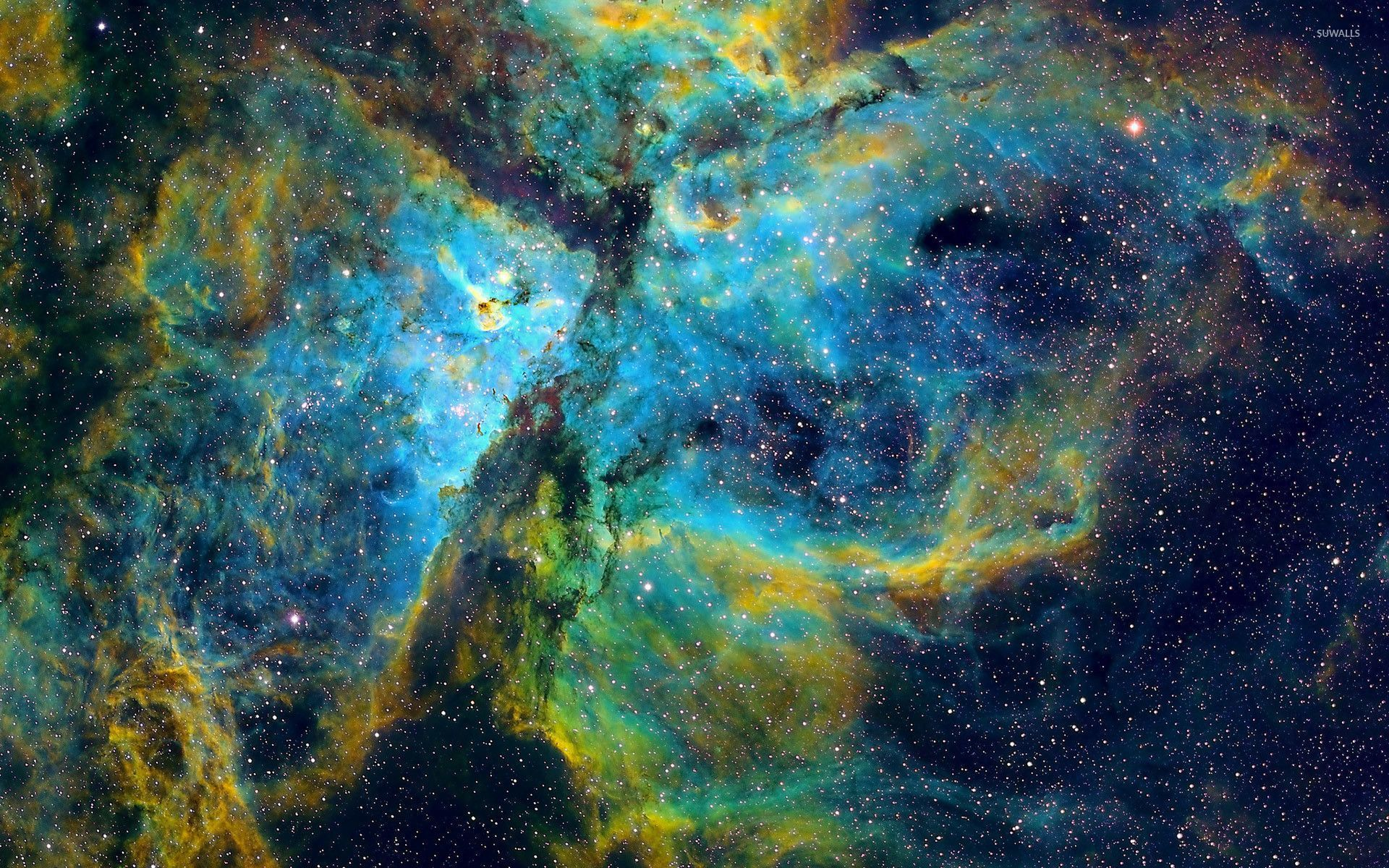 1920x1200 Beautiful Carina Nebula wallpaper - Space wallpapers - #53654