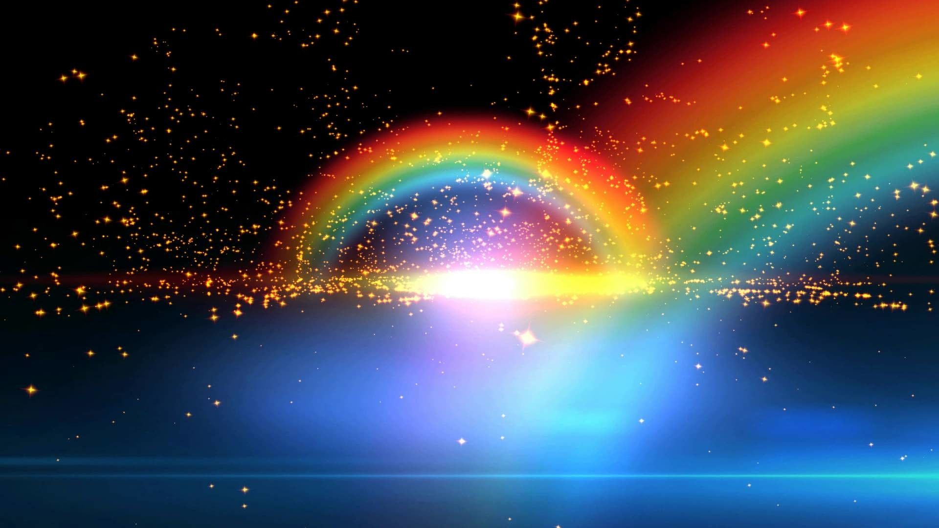 1920x1080 60+ Beautiful Rainbow Wallpapers on WallpaperPlay