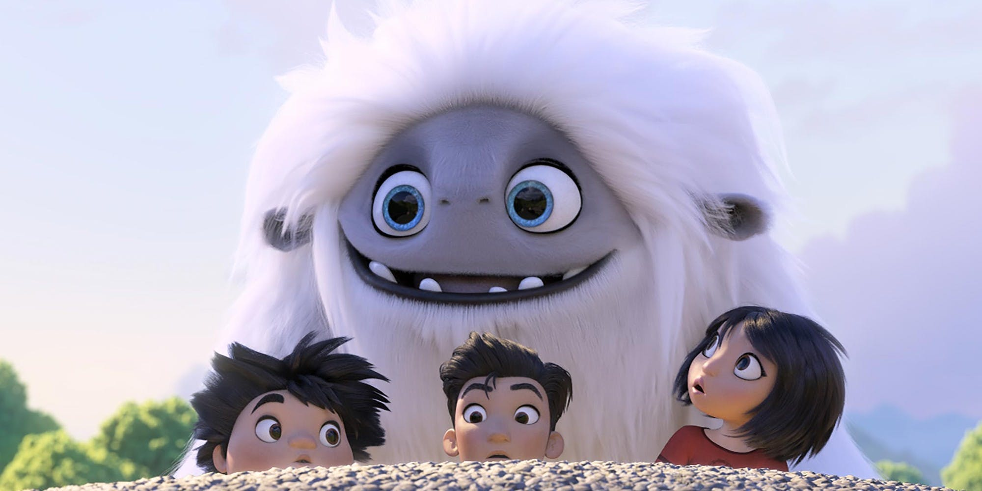 2000x1000 50+ Abominable Movie Wallpaper Download In HD 4k Images 2019