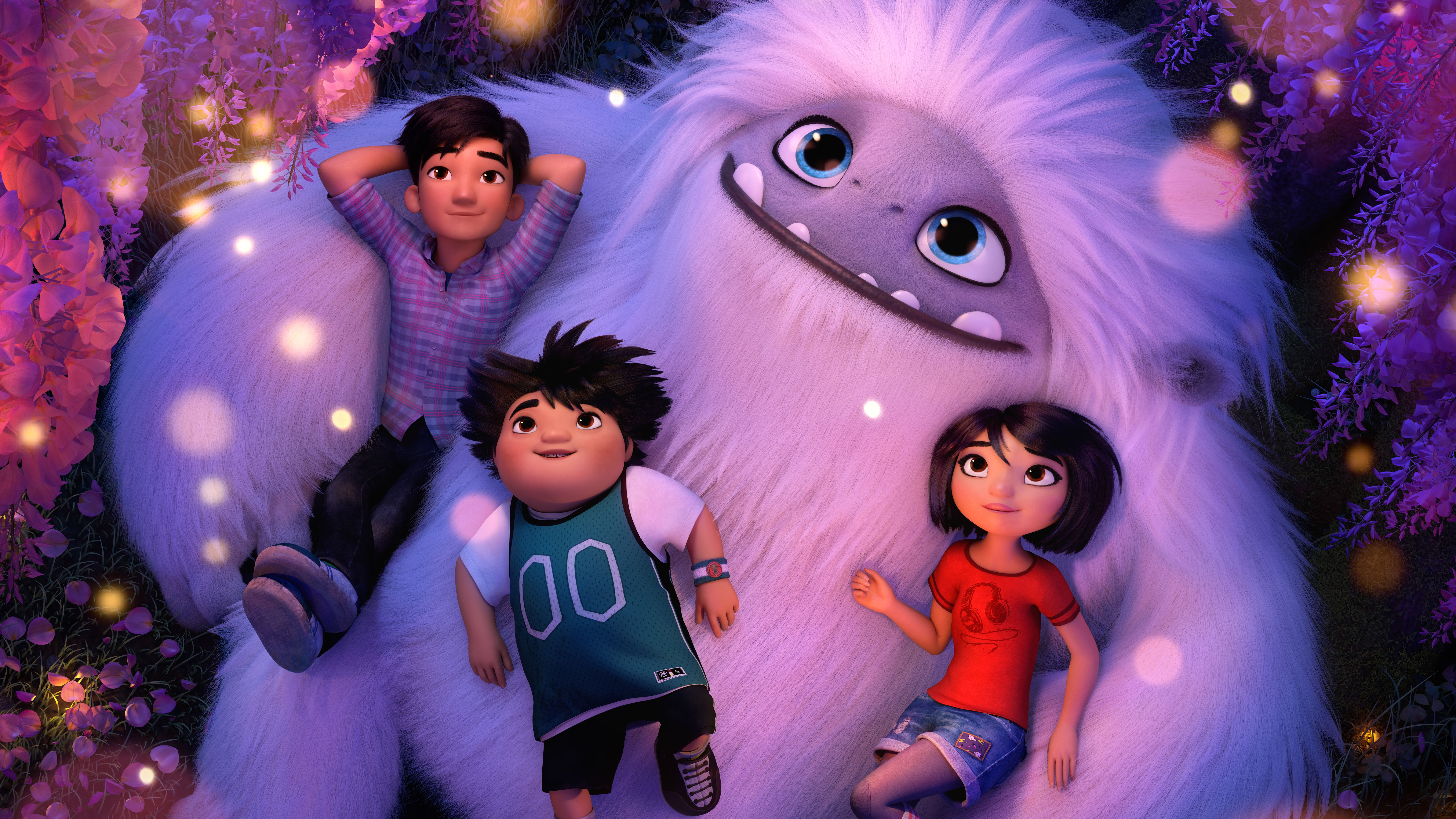 7680x4320 Abominable Animated Movie 8k, HD Movies, 4k Wallpapers ...
