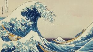 Japanese Wave Wallpapers – Top Free Japanese Wave Backgrounds