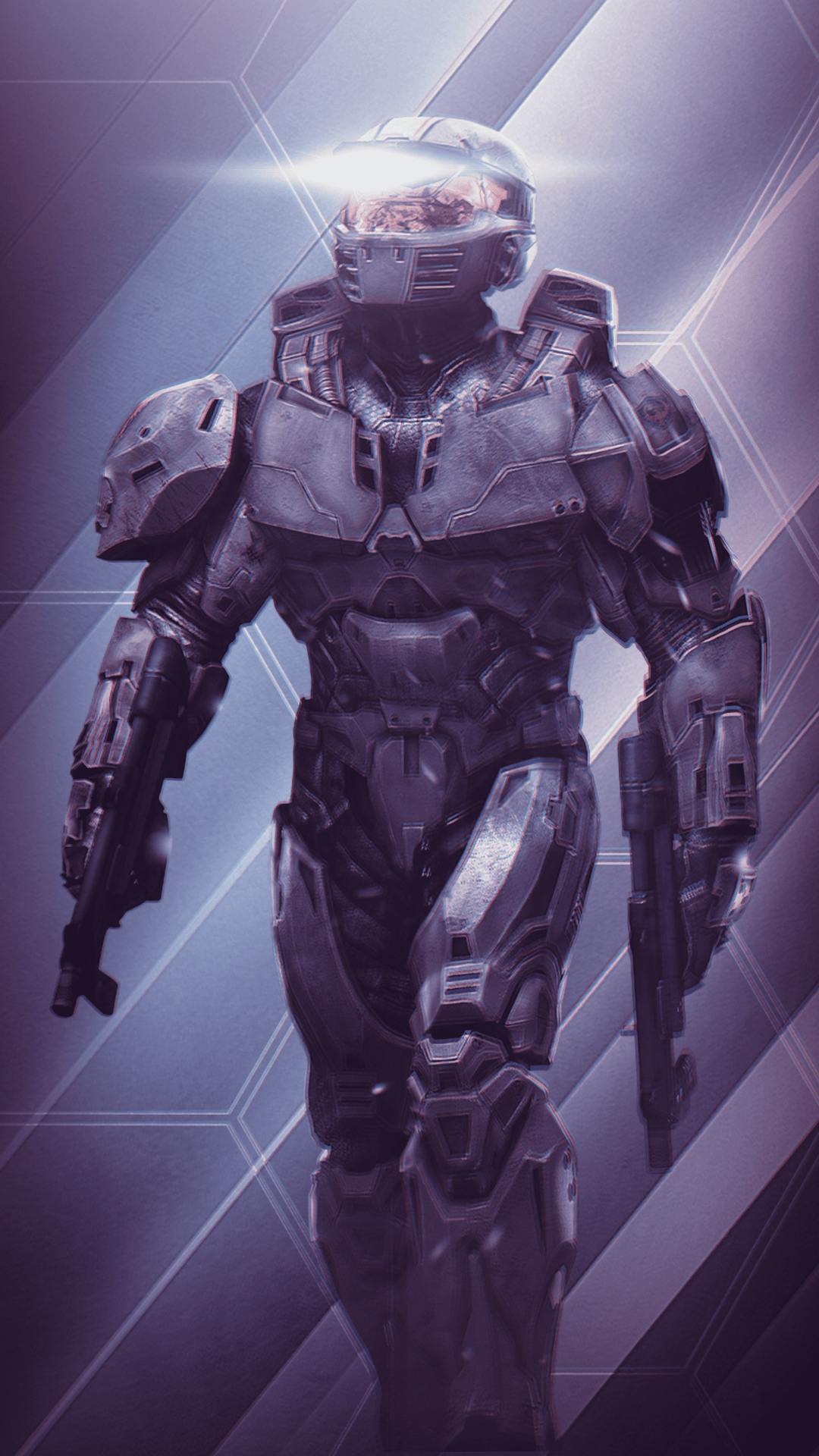 1080x1920 I made a lil Halo Phone Wallpaper : halo