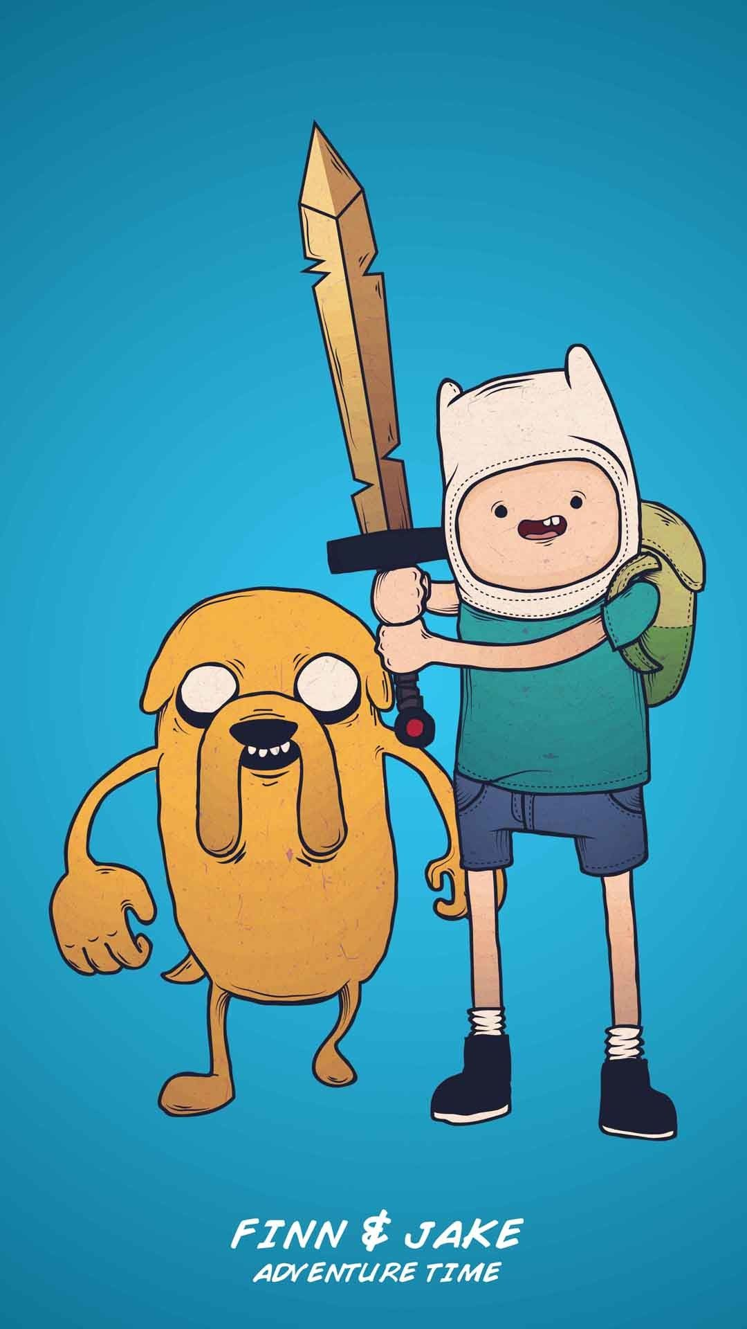 1080x1920 Adventure Time Wallpaper Hd Iphone - (54+) Group Wallpapers