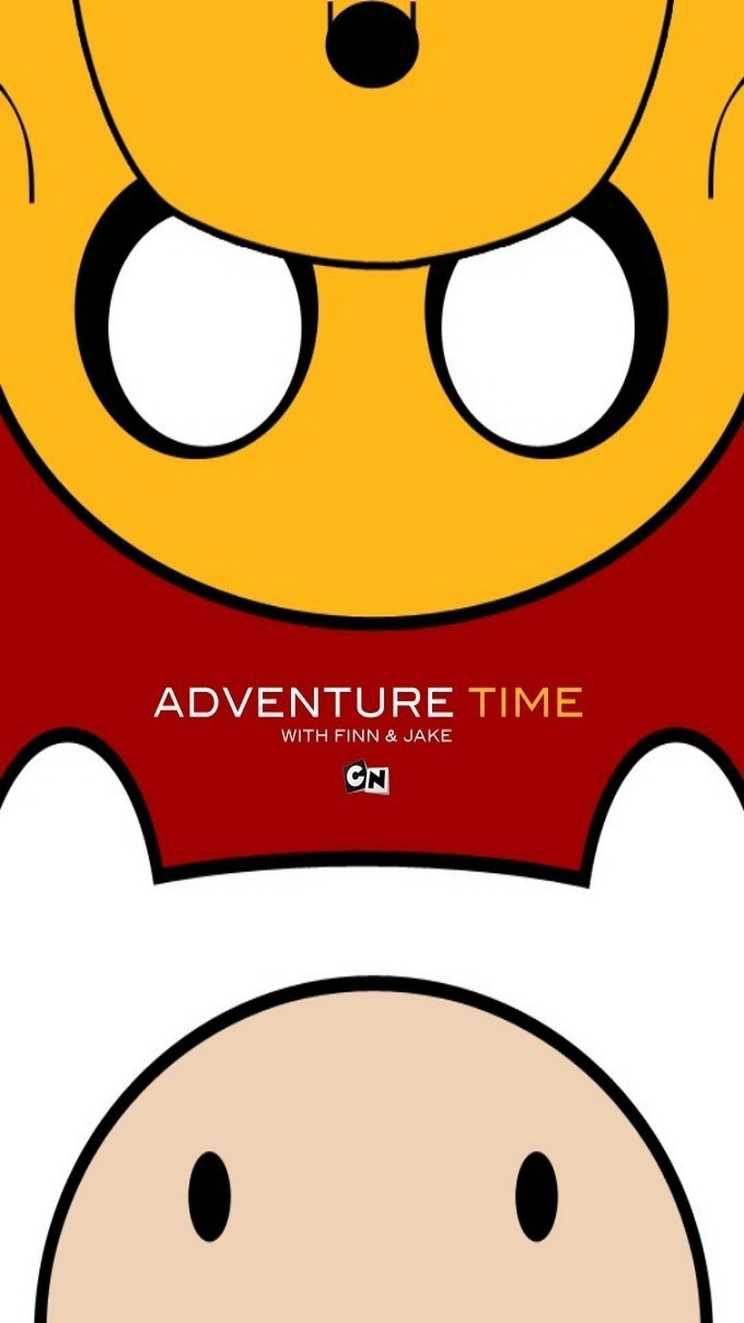 1080x1920 Adventure Time Jake Iphone Wallpapers