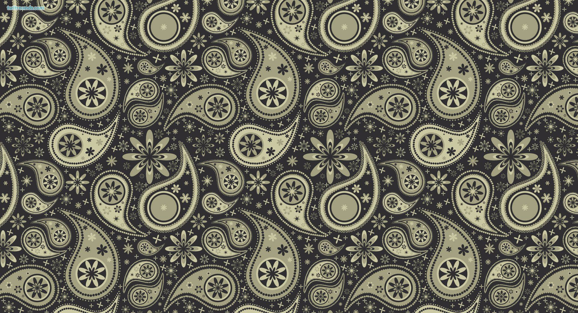 1920x1040 paisley | Doodles, Doodle inspiration and Artwork