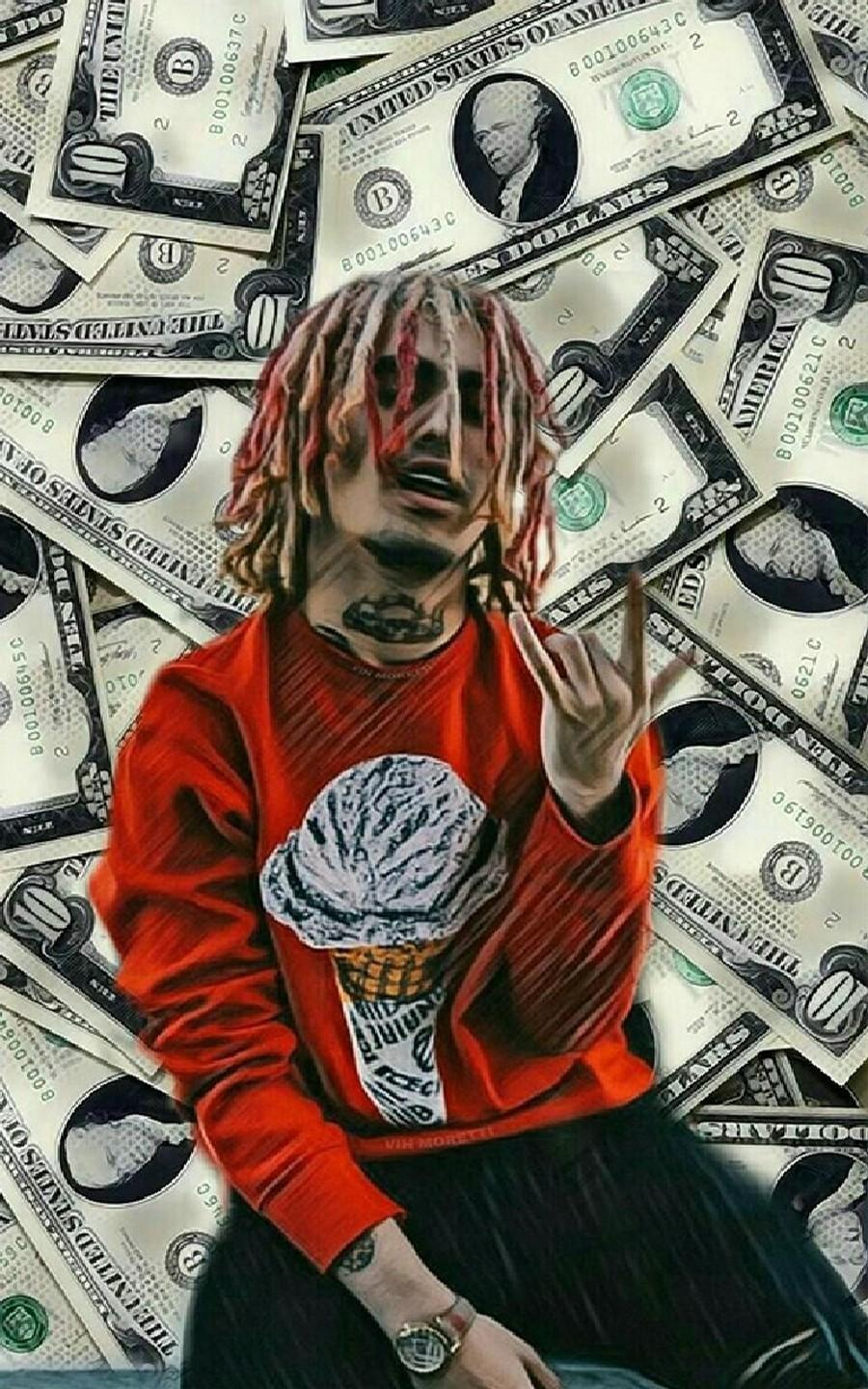 900x1440 Lil Pump lock screen Wallpapers for Android - APK Download