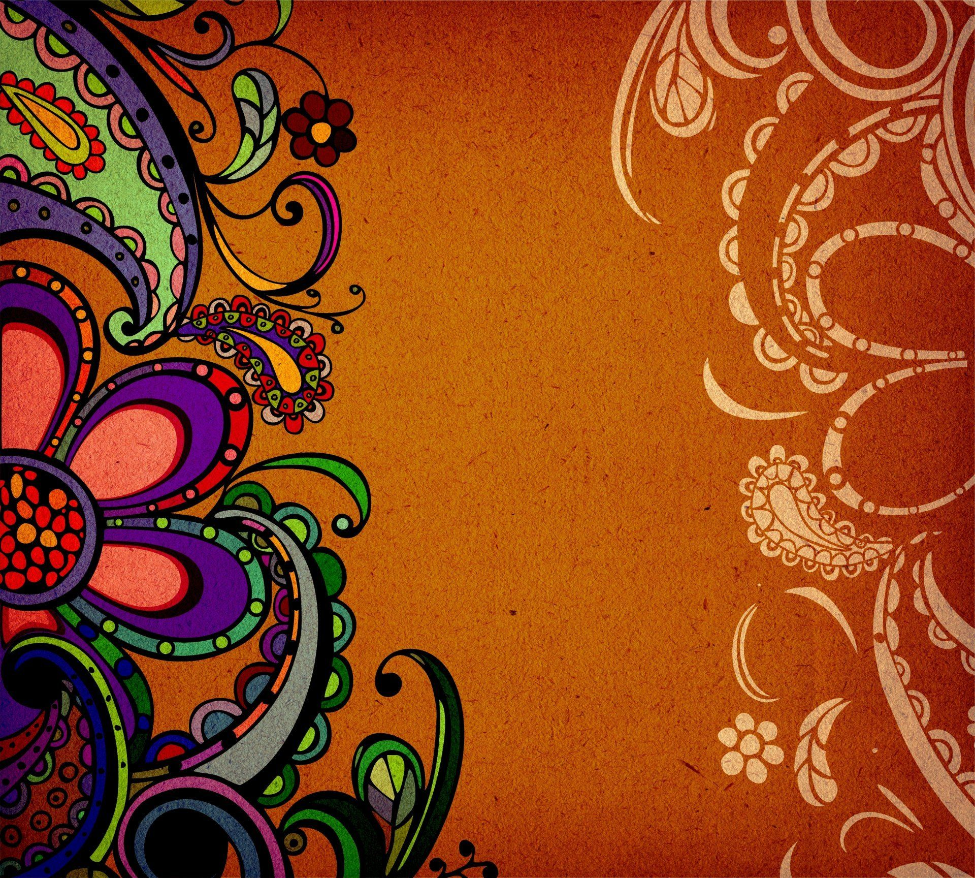 1920x1728 textures indian pattern picture HD wallpaper