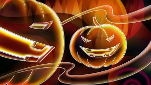 Neon Halloween Wallpapers – Top Free Neon Halloween Backgrounds