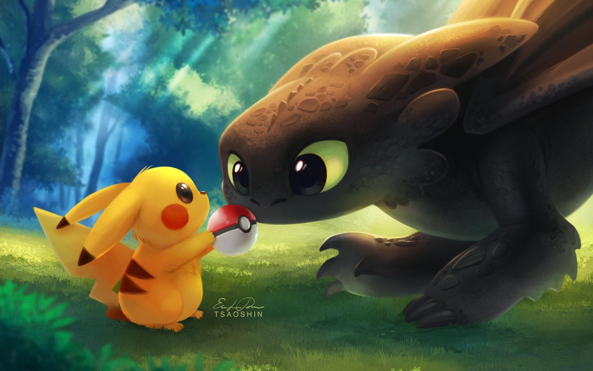 1920x1200 81+ Cute Pokemon Wallpapers on WallpaperPlay